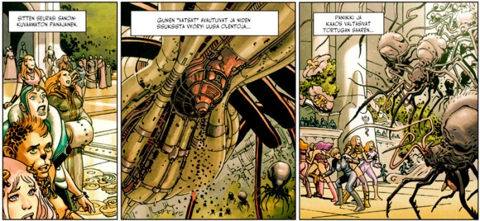 Incal4WEB