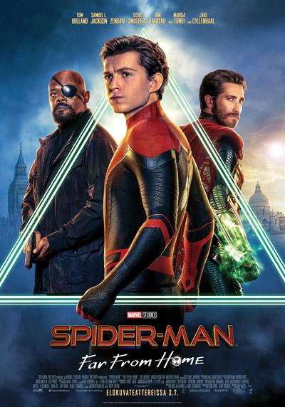 SpiderManFFHjulisteweb